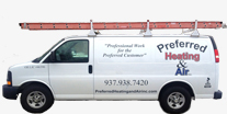 Preferred Heating & Air, Inc. Service Calls